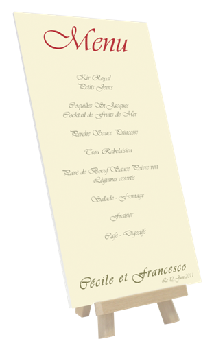 menus plan de table marque place marque table aide page 5 mariage forum vie pratique. Black Bedroom Furniture Sets. Home Design Ideas